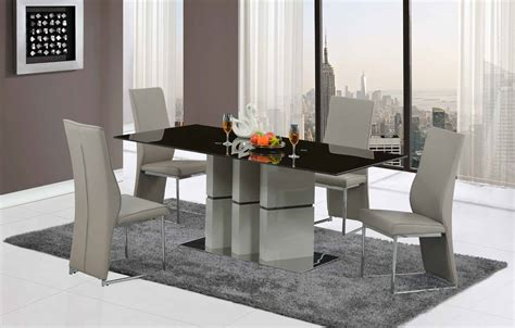 Global Furniture Dining Room Sets Global Furniture Dining Set Global Furniture D4126 Oak Walnut Dining Room Set D4126 2 D4126htm