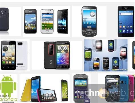 daftar harga android murah kelas menengah tips android