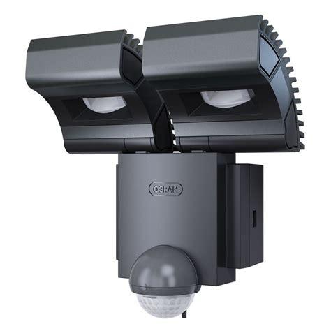 daylight sensor for outdoor light osram noxlite led spot 2 x 8w sensor outdoor light motion