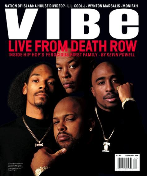 Row Records Windbreaker Dr Dre Vibe Cover Story Live From Row Feb 96