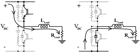 why we use free wheeling diode why are diodes connected anti parallel across the mosfet or