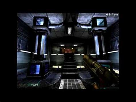 id tech 4 doom 3 classic doom 3 e1m1 id tech 4 youtube