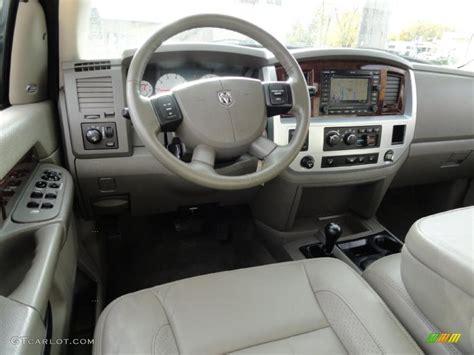 medium slate gray interior 2008 dodge ram 2500 slt