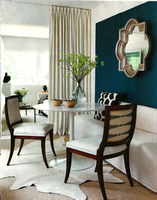 Peacock Blue Dining Room by Style Inspiration Peacock Blue To Teal Walls Swoon
