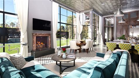 interior home styles cococozy 25 million dollar deco style estate see