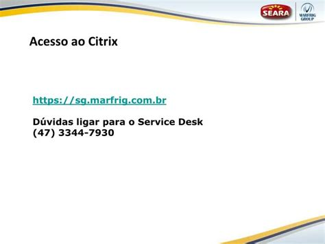 Citrix Service Desk by Ppt Programa Intera 231 227 O 2012 Apresenta 231 227 O Institucional