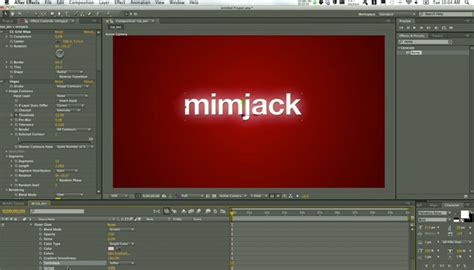 tutorial after effect text after effects tutorial more text effects
