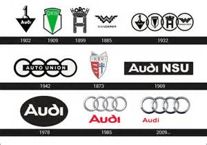audi logo meaning and history models world cars