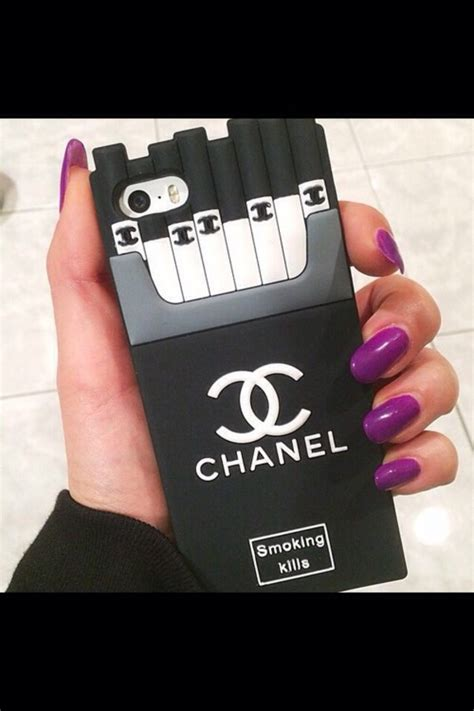 Iphone 7 Plus Chanel Blue Hardcase 1 chanel kills silicone back cover for iphone 5