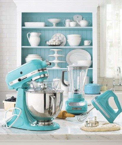 dream kitchen appliances kitchen aid you have won my heart tiffany blue kitchen