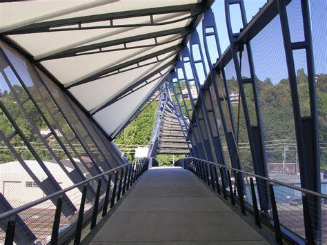 gkdmetalfabrics pedestrian bridge  lago  tigris