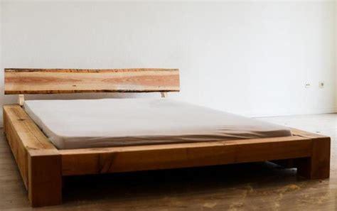 betten vollholz designer bett aus vollholz reine handarbeit in berlin