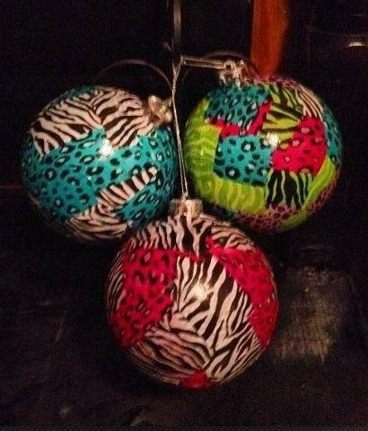 12 best images about duct tape xmas ornaments on pinterest