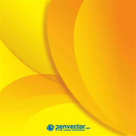 Glowing Kuning Dan Hijau free vector