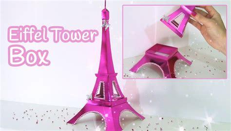 eiffel tower craft for diy crafts eiffel tower box innova crafts diy fyi