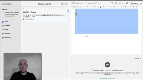 evernote tutorial youtube android c 243 mo usar evernote para escribir tu diario personal