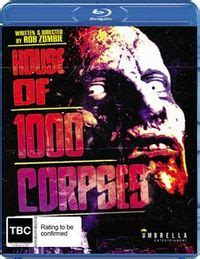 house of 1000 corpses online house of 1000 corpses blu ray movies tv online raru