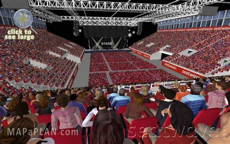 what is section 10 birmingham genting arena nec lg arena detailed seat