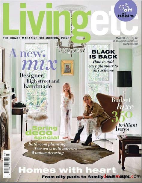 Design Etc Magazine | living etc march 2011 187 download pdf magazines
