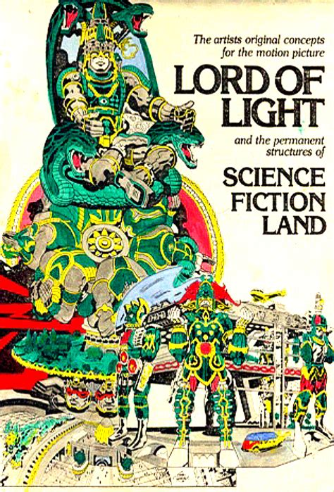 jack kirby lord of light prints jack kirby s original conceptual art for the argo ruse