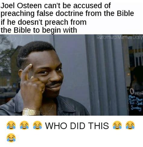 Joel Meme - 25 best memes about joel osteen joel osteen memes