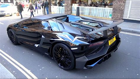 lamborghini aventador sv roadster autotrader first lamborghini aventador sv roadster in london start ups sounds driving youtube