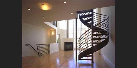 desain tangga tangga putar minimalis desain tipe rumah