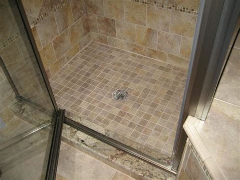 Bathroom Wall And Floor Tiles Ideas Tile For Shower Floor Houses Flooring Picture Ideas Blogule