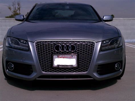 Audi A5 Grill by Rs5 Grill Installed Audiworld Forums