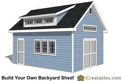 14x16 gambrel shed plans 14x16 barn shed plans 14x16 shed plans build a large storage shed diy shed