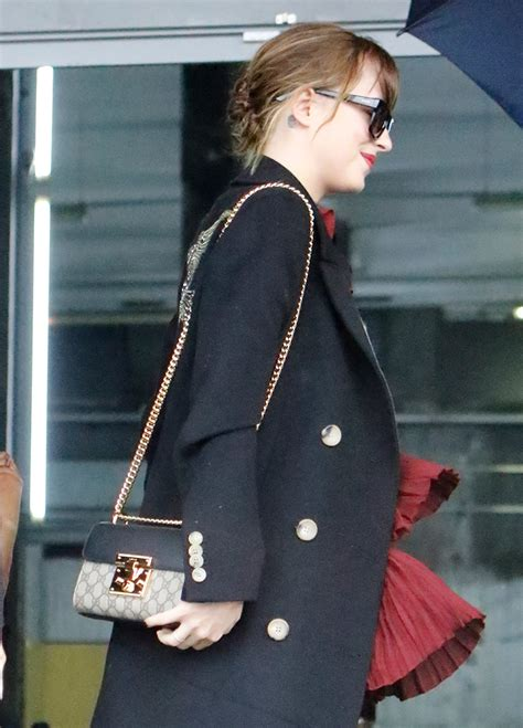 Dakota Johnson Tote Bag 49 bags and the who carried them to milan fashion