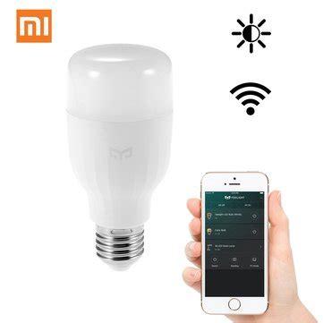 Xiaomi Yeelight Smart Bulb Led Smartphone Controlled original xiaomi yeelight e27 smart white led bulb dimmable wifi remote light sale
