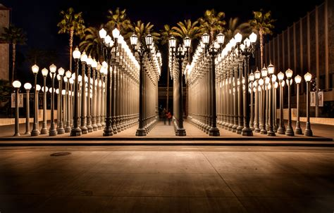 Lacma Lights by The World Of Photography Alamy