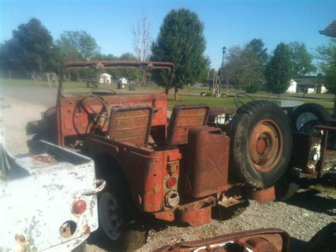 Craigslist Semo Farm And Garden by Ewillys Your Source For Jeep And Willys Deals Mods And More