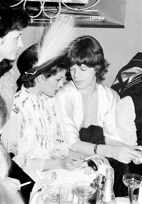 17 Best images about Iconic Muse: Bianca Jagger on