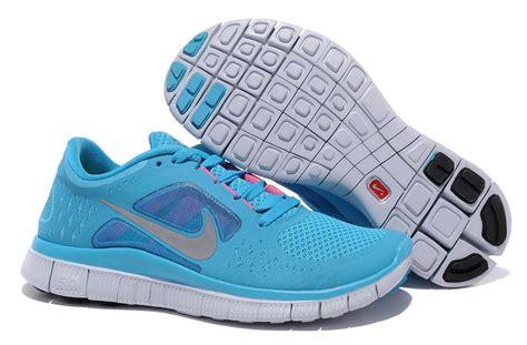 nike free run 3 womens running shoes turquoise uk