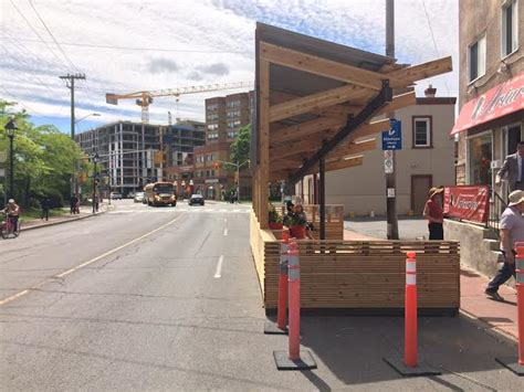 Patio Downtown by Downtown Brton Could Be Getting A Ton More Patio Space