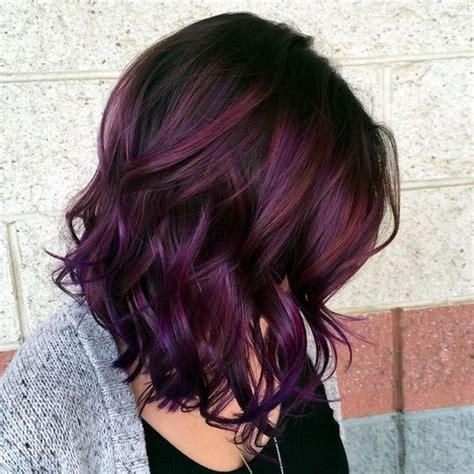 purple temporary hair color top 25 best best purple hair dye ideas on