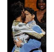Halle Berry And Prince Photos  42nd NAACP Image