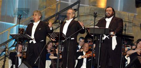 pavarotti best performance china s three tenors give olympic performance classic fm