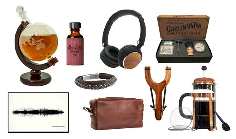 unique gifts for men top 50 best man gift ideas