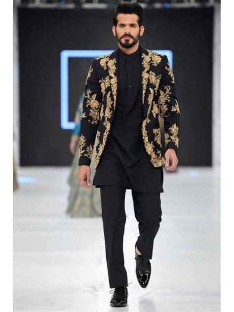 pakistani wedding short sherwani designs 2 fashioneven