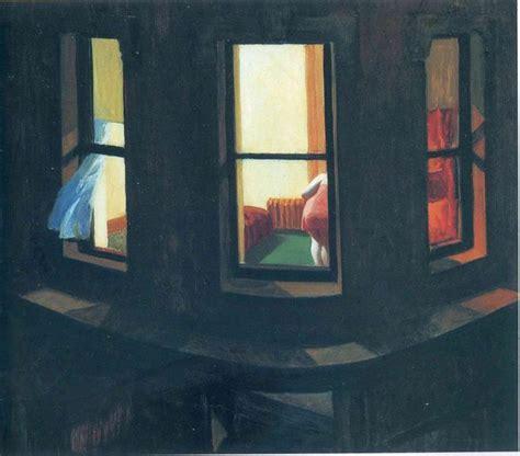 night windows  edward hopper wikiartorg