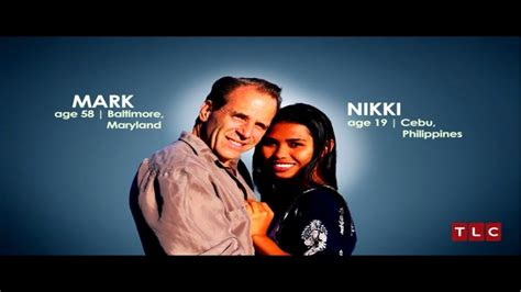 did 90 day fiance mark and nikki get married newhairstylesformen2014 nikki and mark 90 day fianc 233 youtube