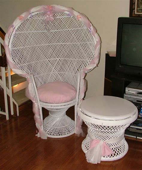 Baby Shower Wicker Chair by Products