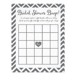bridal shower bingo template blank bridal shower bingo letterhead zazzle