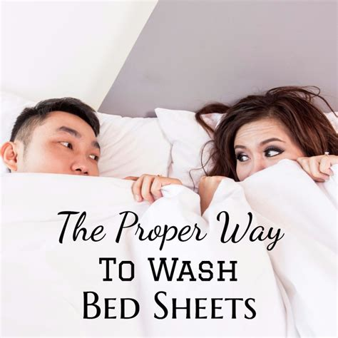Washing Bed Sheets by Things To Avoid When Washing Bed Sheets Domestications