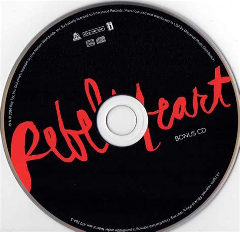 rebel heart fnac edition france madonnaunderground