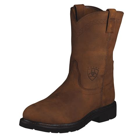 ariat work boots pungo ridge ariat s work steel toe work boots