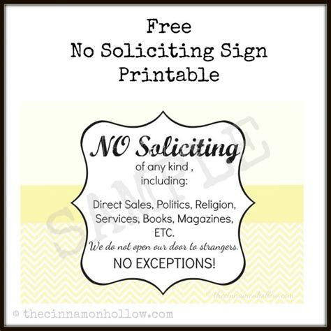 25 best ideas about no soliciting on no